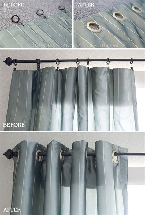 diy curtain clips 17 best images about lake house on pinterest craftsman