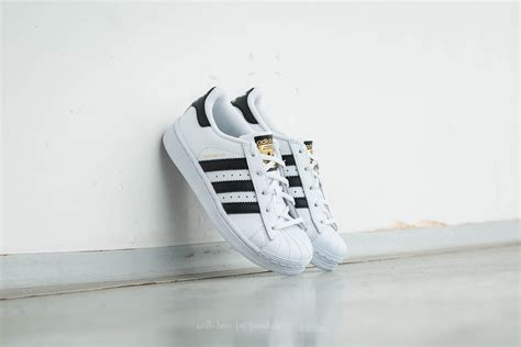 Adidas Superstar Foundation Pack Gold Logo White Black adidas superstar foundation black white