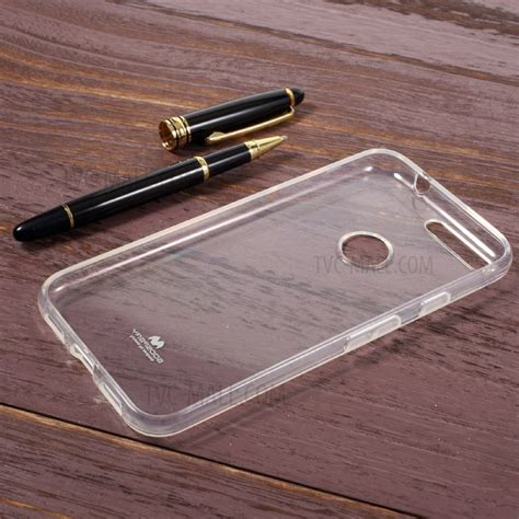 Pixel Xl By Imak Casing mercury goospery clear jelly tpu mobile for