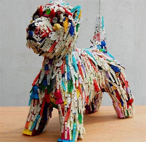 art of recycle plastic recycled art xcitefun net