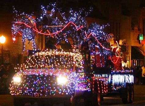prescott 2015 christmas light parade