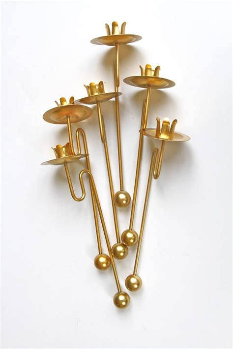 pendulum christmas tree candle holder with ball weight in