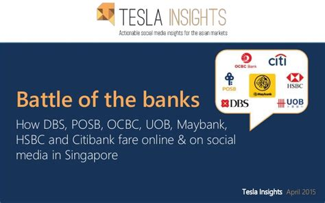 Battle Of The Prada Banks Vs by Battle Of The Banks In Singapore By Tesla Insights