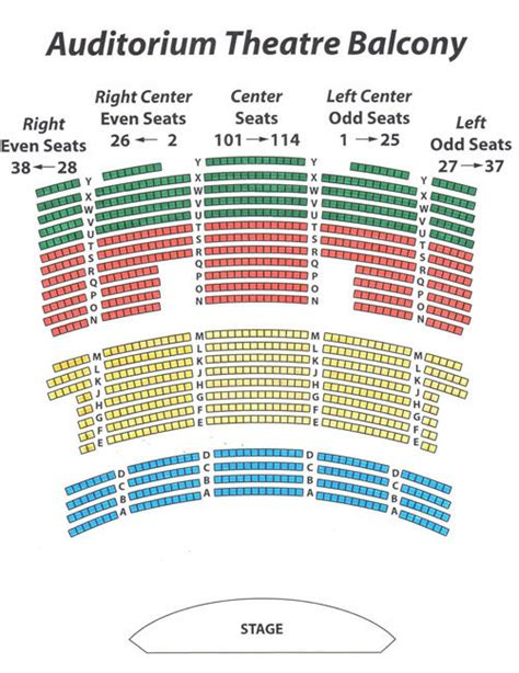 auditorium seating chart auditorium seating chart template
