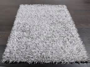 rugsville simple and gray shag 22007 121x182 rug