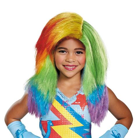 Rainbow B Wig Series equestria daily mlp stuff my pony costumes appear from disguise