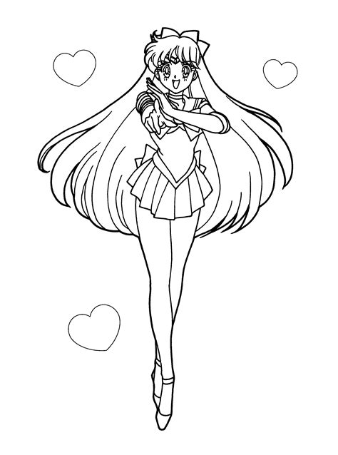 moon rock coloring page coloring page sailormoon coloring pages 7 sailor moon