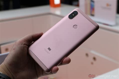 Xiaomi Redmi Note 5 Pro xiaomi redmi note 5 pro on the disruptor returns