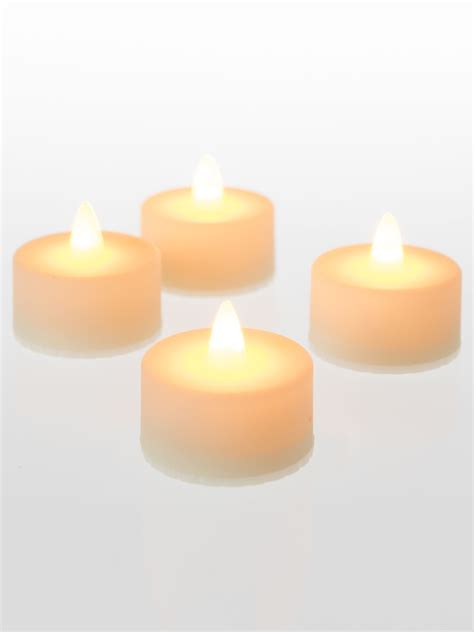 outdoor flameless tea lights with timer led tea lights led tealights flameless tea lights with
