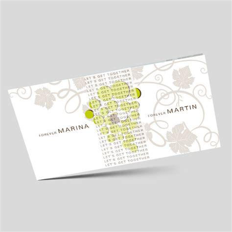 Hochzeitseinladung Lebensbaum by Hochzeitseinladung Let 180 S Get Together