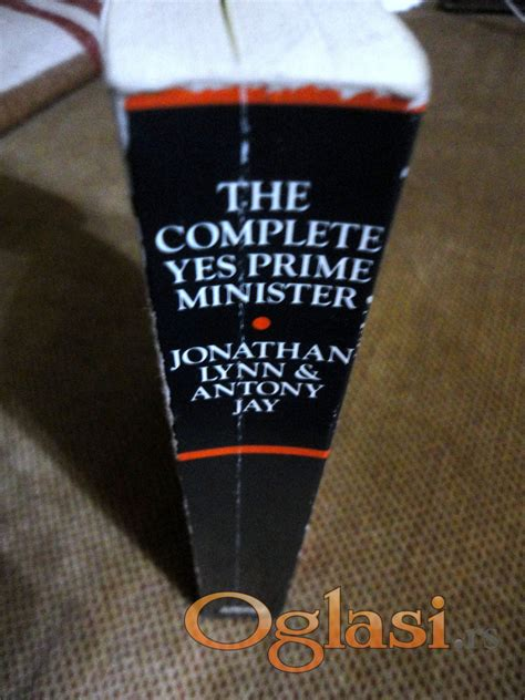 yes prime minister jonathan sir anthony 02