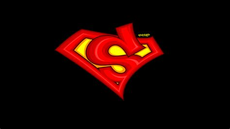 graffiti logo wallpaper superman graffiti logo related keywords superman
