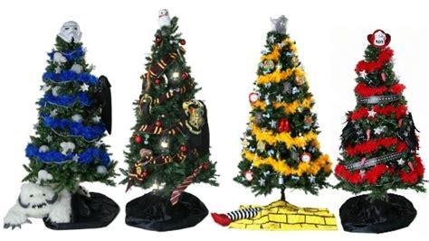 4 geeky christmas trees halloween costumes blog