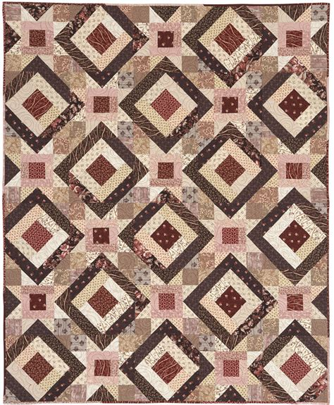 pattern maker orange county box of chocolates quilting pattern from the editors of