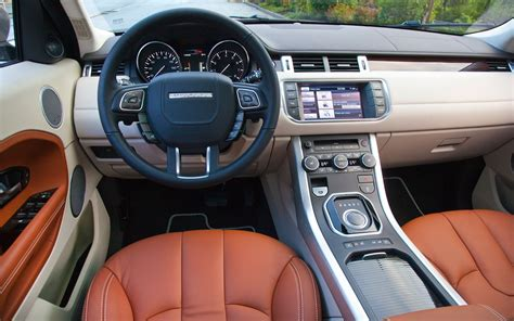 Range Rover Evoque 2018 Interior Specs And Review 2018