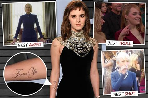 Oscars 2008 The Looks That Stole The Show by Eight Moments When Stole The Show At The 2018 Oscars