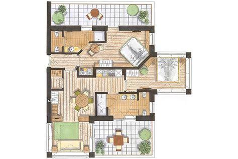 Planimetria Appartamento 70 Mq by Residence Color Home A Predazzo In Val Di Fiemme