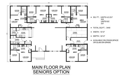 plex plans stunning 6 plex floor plans ideas home building plans 39503