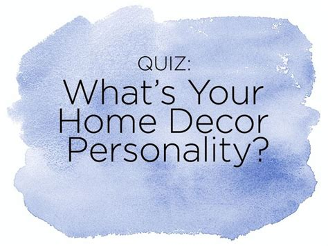 Home Design Personality Quiz | quiz what s your home decor personality bohemian comment and apartment therapy