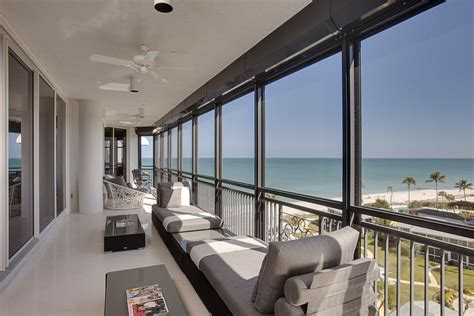 Naples Fl Furniture Stores by Furniture Stores Naples Fl For Tropical Balcony Also Balcony Ceiling Fan Chaise Lounge Coffee