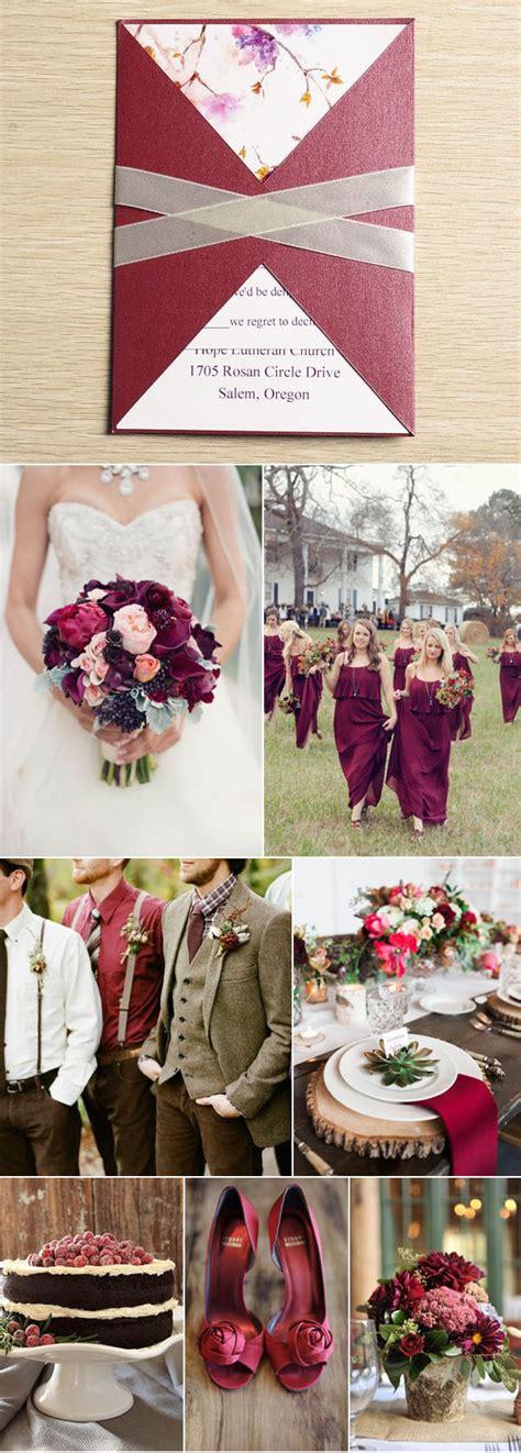 wedding colour themes meaning trubridal wedding blog ten beautiful fall wedding