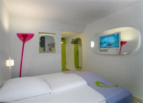Bedroom On A Budget prizeotel by karim rashid