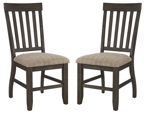 Upholstered Dining Chair Set Dresbar Dining Upholstered Side Chair Set Of 2 From D485 01 Coleman Furniture
