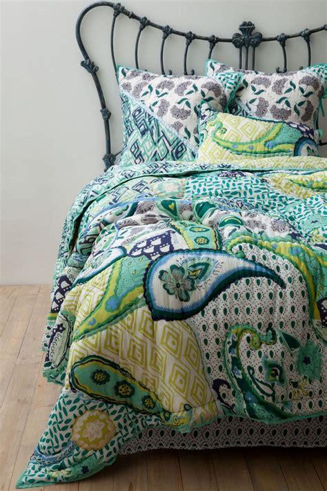 anthropologie daydreamer quilt home goods