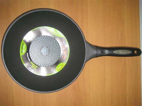 Oxone Fry Pan 26 Cm Marble Coating Ox 26f perabotan rumah tangga fry pan