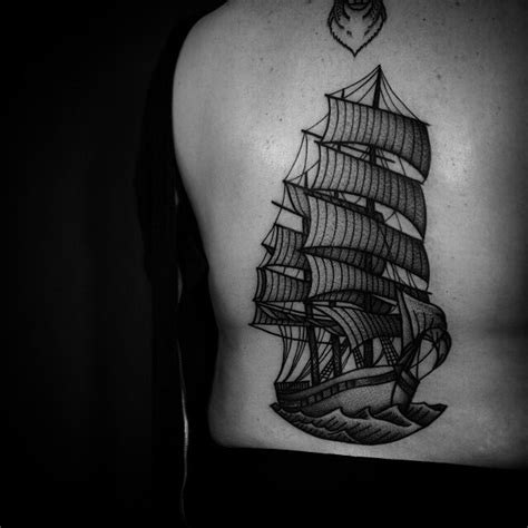 30 cool sailing ship tattoos best tattoo ideas gallery