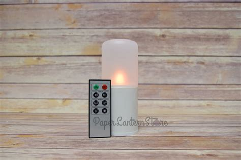 Emerson Flameless Candles With Timer by Flameless Led Candle Outdoor Light With Remote Timer