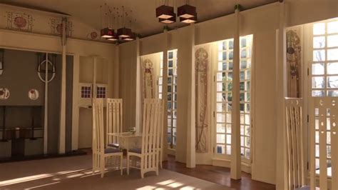 charles rennie mackintosh house   art lover