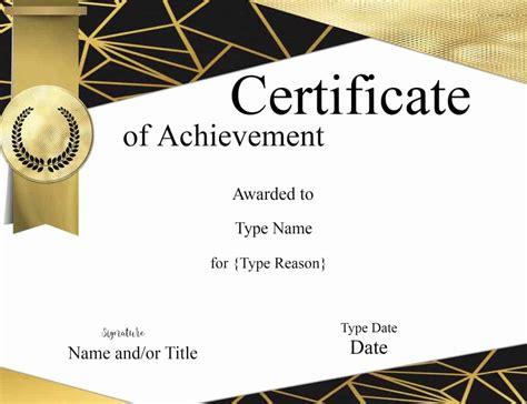 Certificate Templates Certificate Template