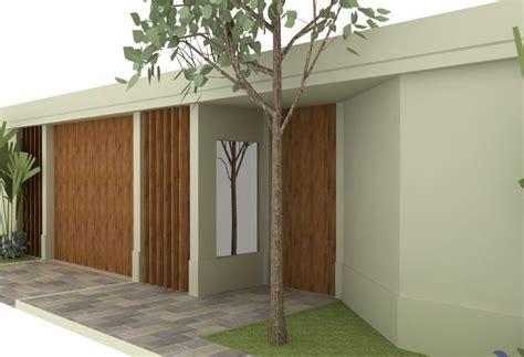 fachadas de muros simples e bonitos simples e bonito