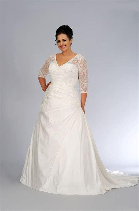 Wedding Dresses Size 18 by Size 18 Bridal Gowns Gown Ideas