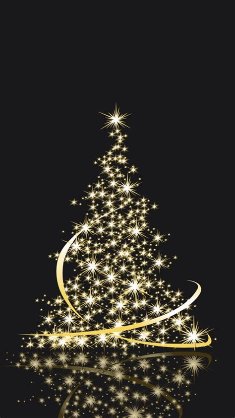 christmas christmastree lights background xjpg