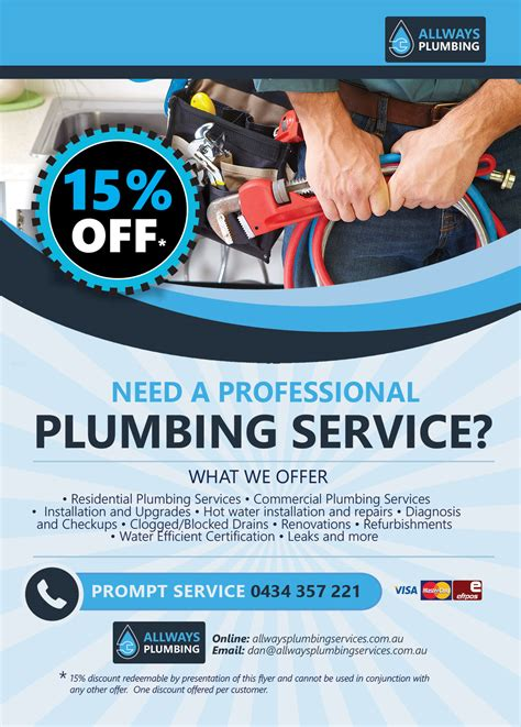 All Ways Plumbing by 15 Deal Allways Plumbing Services
