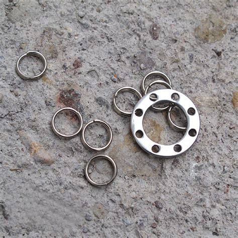 Edc Expand Suspension Clip Key Ring ufo expand suspension clip key ring with buckle silver jakartanotebook