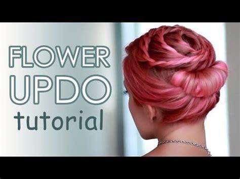 stylish eve flower braids 17 best ideas about medium long on pinterest knotted