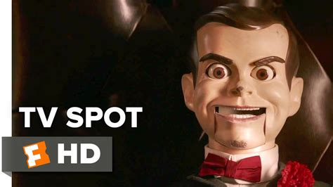 black doll show 2015 goosebumps tv spot slappy tales 2015 black