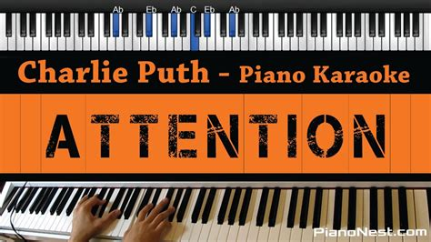 download mp3 charlie puth attention 320kbps download lagu attention piano karaoke instrumental charlie