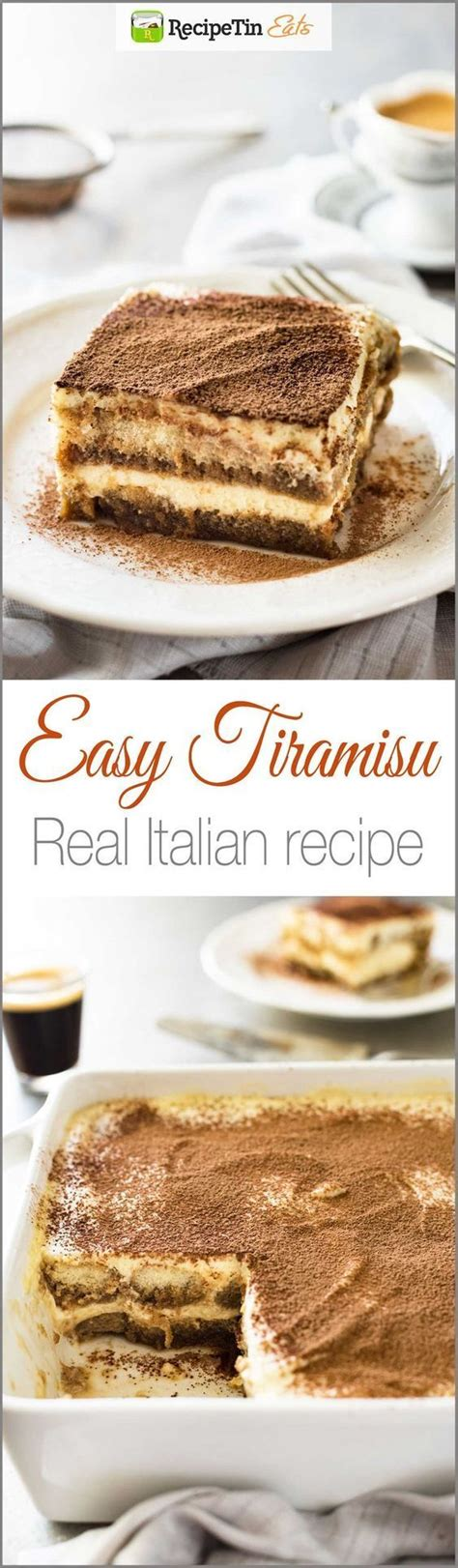 best easy italian recipes best 25 tiramisu recipe ideas on italian