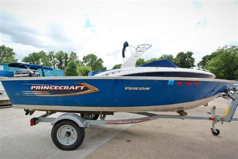 boats for sale yukon princecraft yukon 15 boats for sale