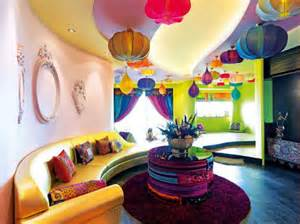 Colorful And Modern Bohemian Decor Picsdecor Com
