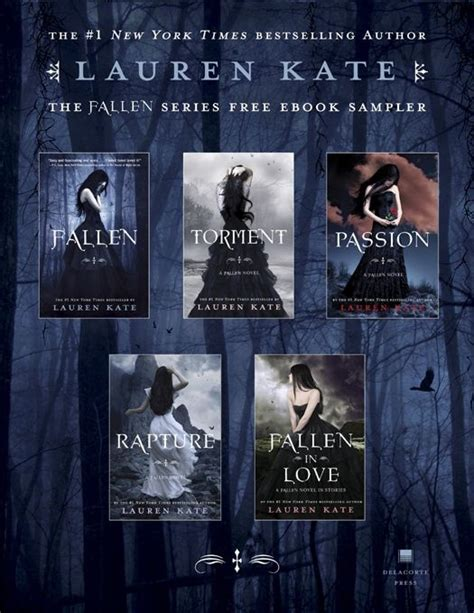 the fallen series by kate books worth reading
