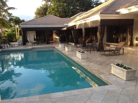 Awning Installer by Pool Area Awning Installation Awning Contractors
