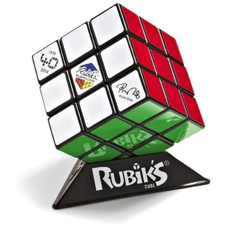 Rubik Cube 3x3x3 rubik cube 3x3x3 40 anniversary rubik s cube 3x3 signed