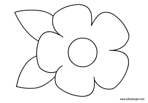 disegni da colorare fiore disegno fiori da colorare con disegno di un fiore