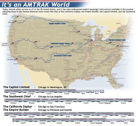 Amtrak Routes With Sleeper Cars by Amtrak Quotes Like Success