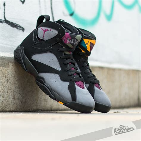 air 7 retro black bordeaux light graphite midnight fog air 7 retro bg black bordeaux light graphite
